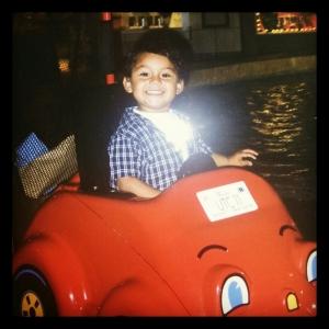 Elijah, age 2